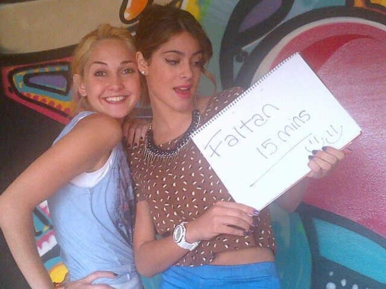 ♥Tini & Mercedes♥