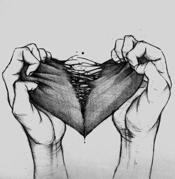 ♥ - Un regret sur le coeur ,en somme des illusions et ton sourire dans ma memoire a jamais - ♥