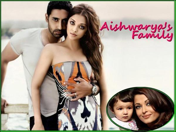 Aishwarya's Family