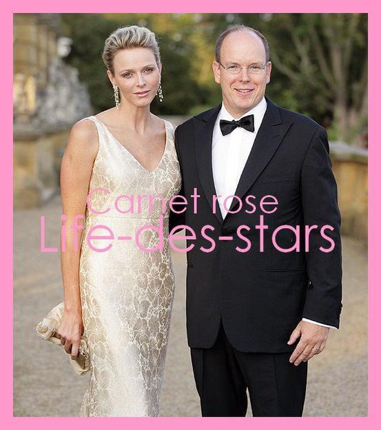 Albert II de Monaco & Charlène Wittstock
