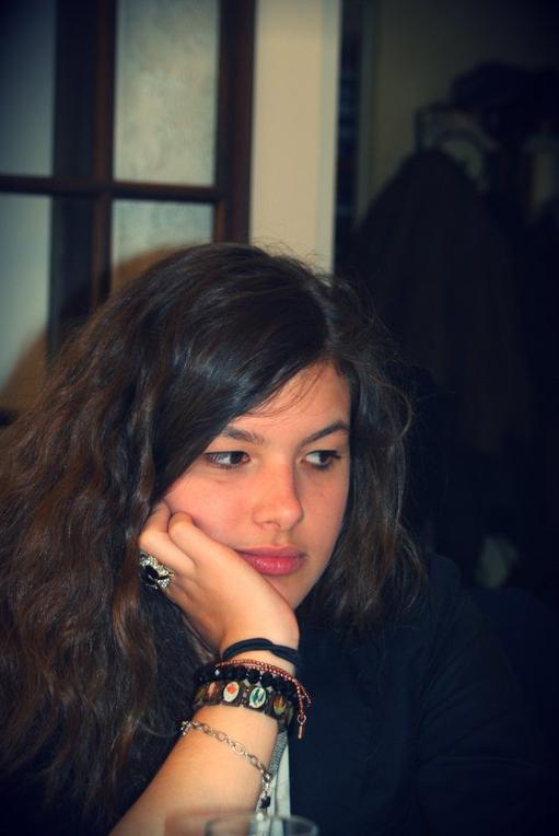 Amandine †.