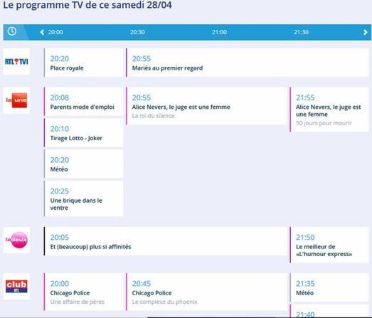 /!\ ATTENTION SPOILERS!!!! Date nouvelle saison en Belgique + résumés épisodes 1&2!!