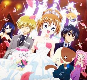 Manga/Anime Kilari Genre : Shojo[Comédie, Romance et Musique]
