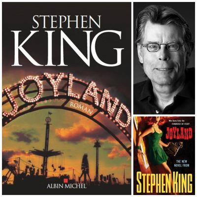 J'ai commencé Joyland, de Stephen King