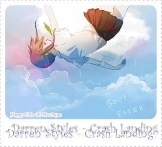 Darren Styles - Crash Landing (2011)