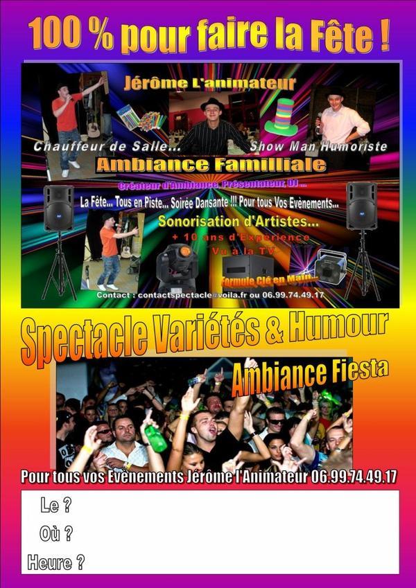 Les Forbans ! Avec nous le 24 Septembre 2011 + Un plateau de Sosies en 1ère Partie !!!