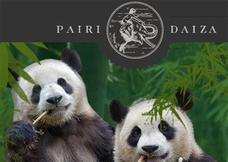 Visite à Pairi daiza