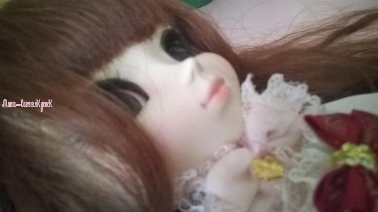 Toute 1ere scéance photo avec Kyoko \part 1\