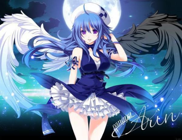 j'aime tes ailes différente