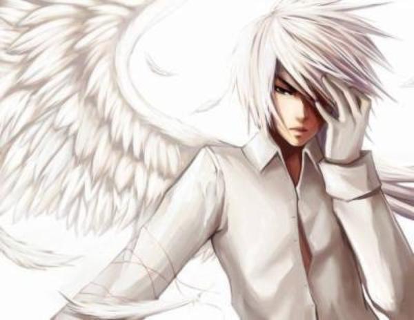 je suis un ange mais les apparence son trompeuse