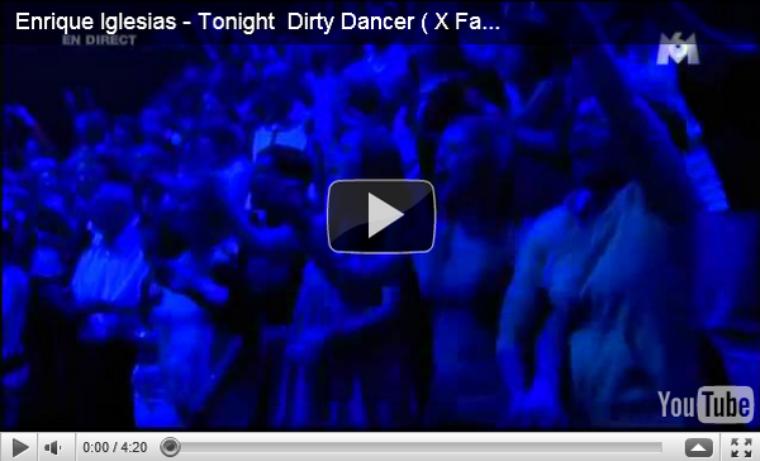 """. Mardi 7 Juin : Enrique performe """"Dirty Dancer"""" et """"Tonight"""" dans le cadre du 8eme prime d'X Factor._____ Mardi 7 Juin : Enrique sortant de son hotel """"George V"""" dans notre Capital.  ."""