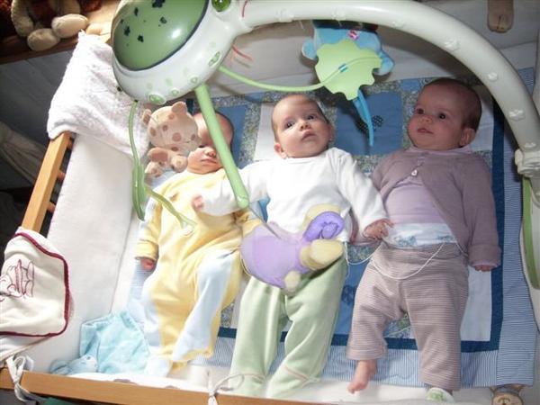 Fic 3, De la rencontre à la naissance du petit dernier... : Chapitre 4