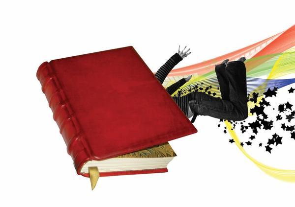 """""""Les livres ont la puissance que leur accorde leur lecteur et que celle-ci peut-être sans fin."""""""