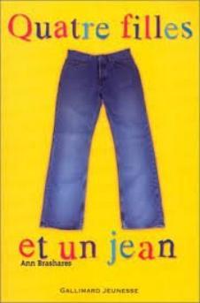"""""""Qautre filles et un jean """""""
