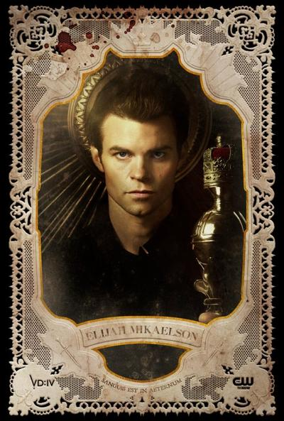 The Vampire Diaries saison 4 : Julie Plec parle du retour d'Elijah!