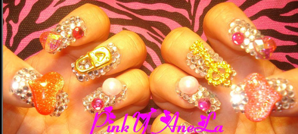 santéé!!!!!!!a la folie du nails arts et comment faire son diams nails