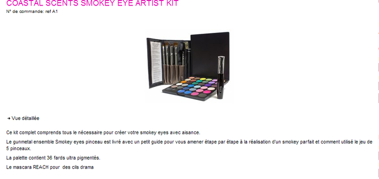 comment faire  le smokey eye a la kim  kardashian fiche technique et tutorial video make up