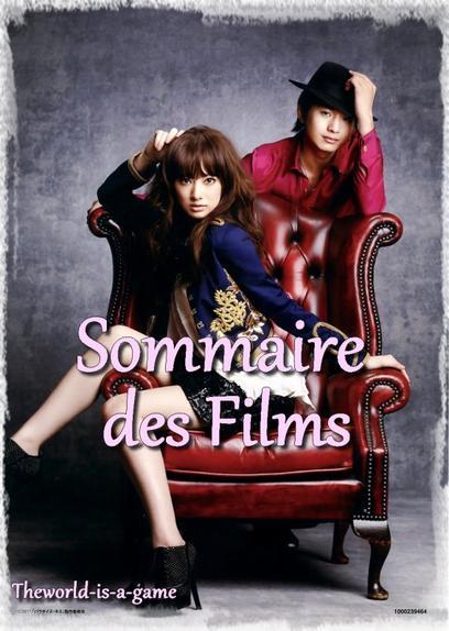 Sommaire des films