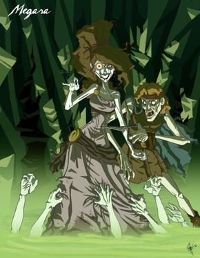 Les princesse horreur