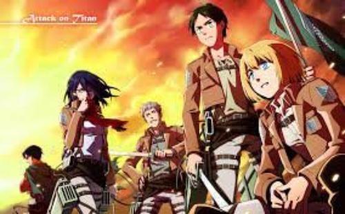 article special: l'attaque des titans (shingeki no kyojin)