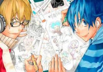 conversation pour les futurs mangaka