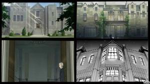Maison Phantomhive  ≠  Maison Trancy