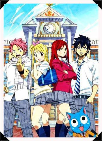 Mes fictions/OS Fairy Tail