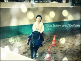 Mon histoire avec l'équitation.