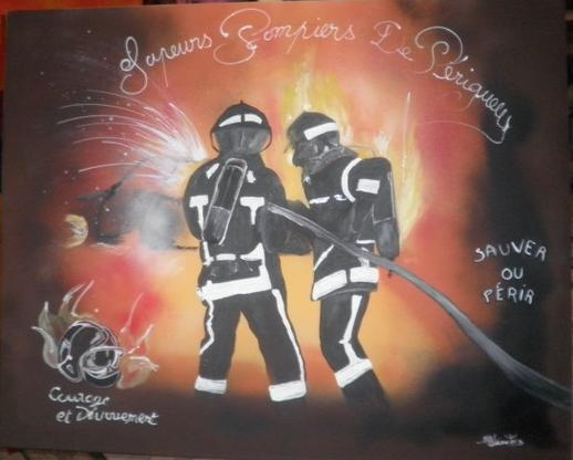Pompiers-
