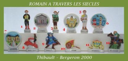 VENTE 74    -     ROMAIN A TRAVERS LES SIECLES     -     0 ¤ 50     +   Frais de port