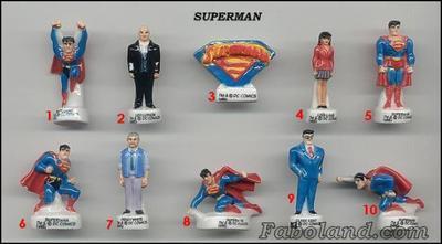 VENTE 120     -     SUPERMAN     -     0 ¤ 50     +   Frais de port