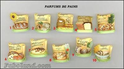 VENTE 122     -     PARFUMS DE PAINS     -     0 ¤ 50     +   Frais de port