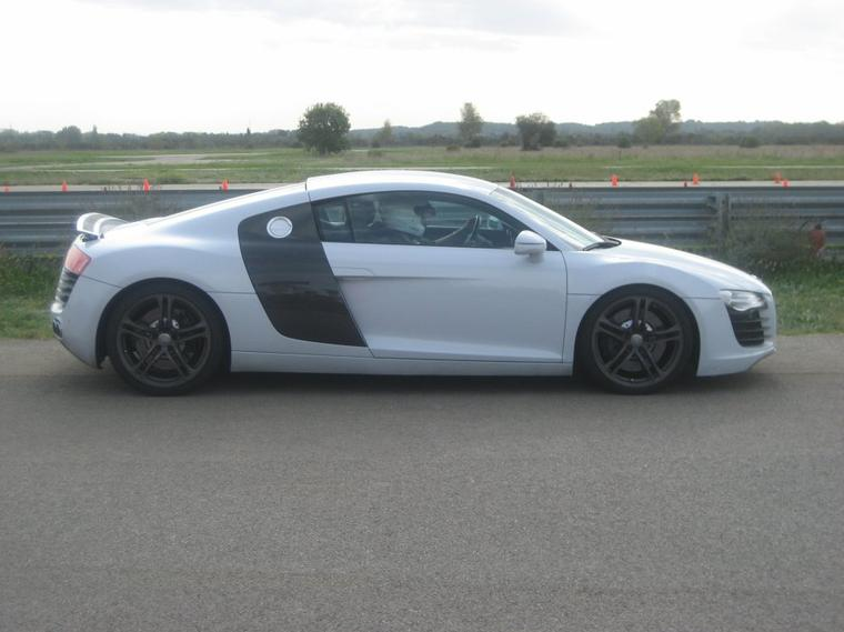 L'Audi R8