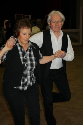 Annick et Cloclo - des amis connus en septembre 2008