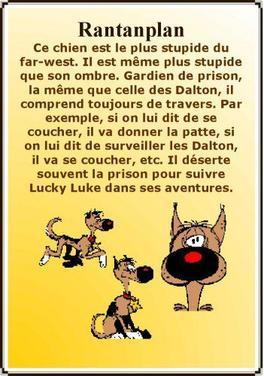 Lucky Luke et les Daltons