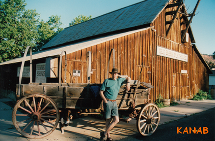 La traversée de l'Ouest Américain - notre voyage de juin 1999 -