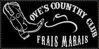 Love's country club de FRAIS MARAIS - septembre 2011
