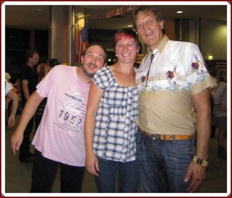 Didier, Josette et Régis