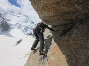 Expedición AMZ Alpes/2012, mas noticias. Lunes 6 de agosto