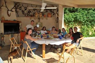 2/09/2012: De vuelta a Puente Quintos.