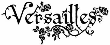 Versailles « この夜に、この闇に光さすべても. »