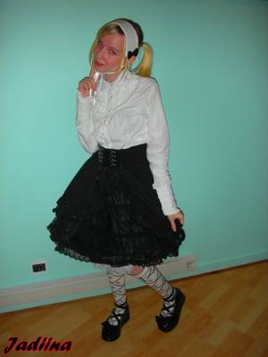 Mon Premier Meeting Lolita! 4