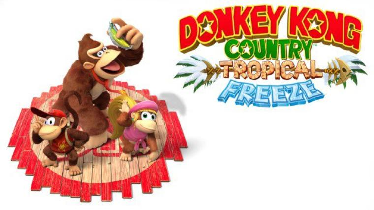 Donkey King Country : Tropical Freeze