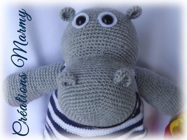 Mon gentil Hippo