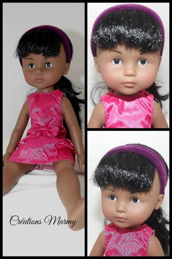 Mes poupées plastique
