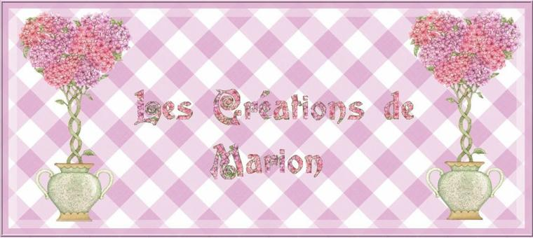Visiter le blog de créations de ma maman !