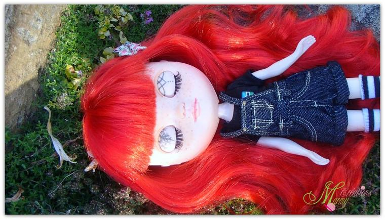 Photos transformations de Cally (Blythe #3)