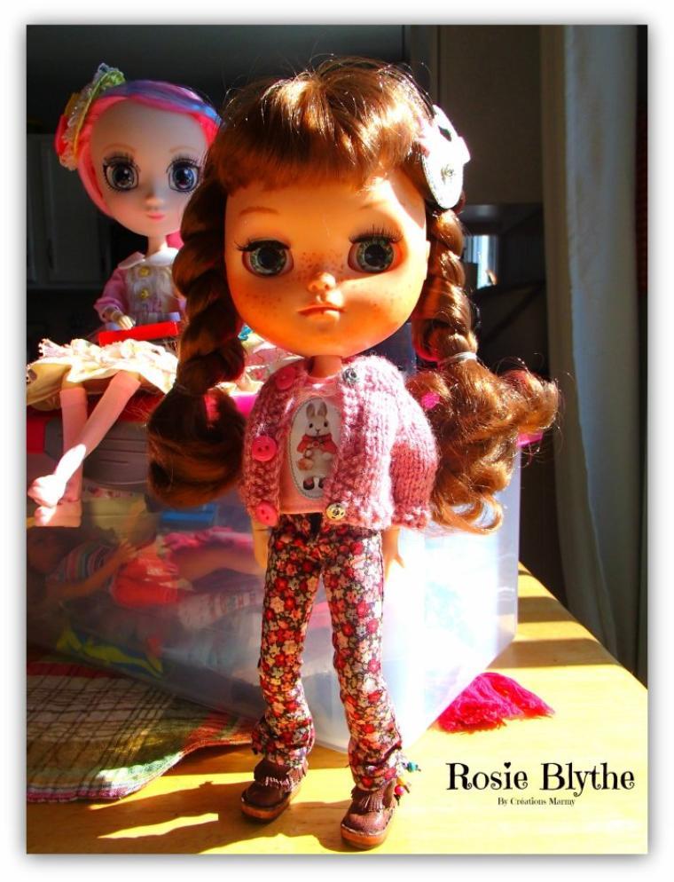 Suki, Rosie et Sindy