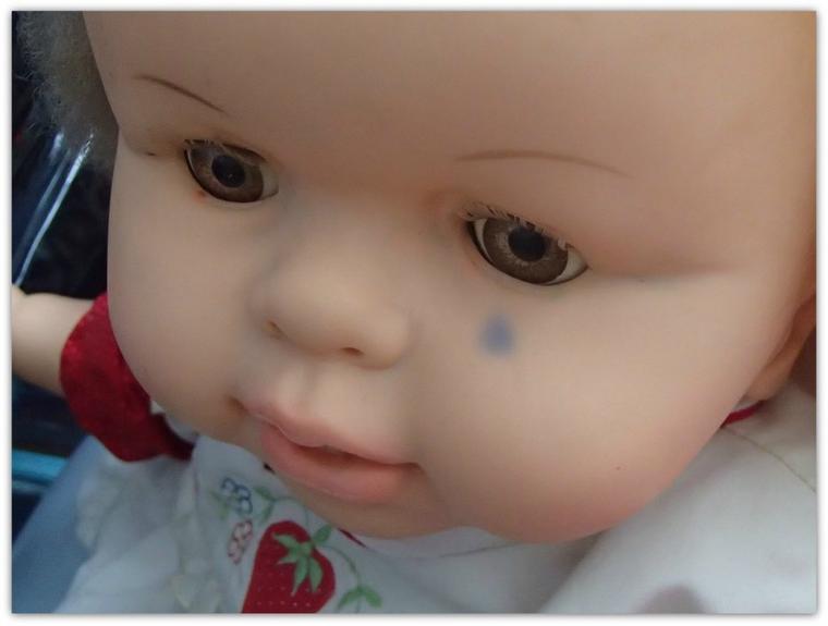 Ref/ ms nb 27 hong kong 1983 baby doll