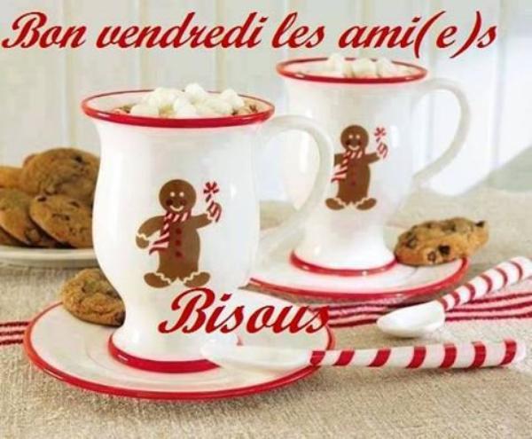 Bonjour et bon vendredi à tous !!!!!